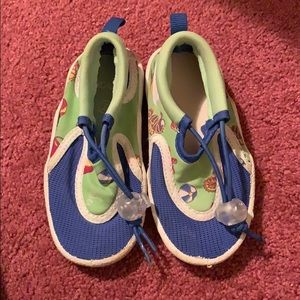 Toddler boys swim shoes